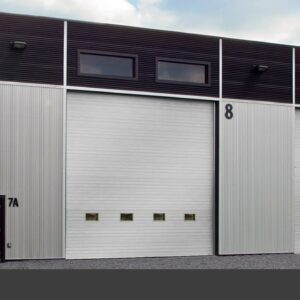 Commercial Garage Doors by Environmental Door