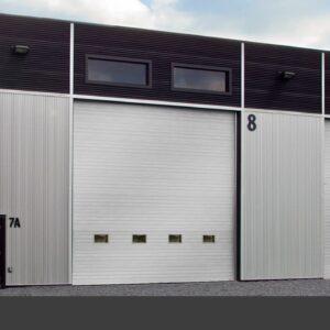 Commercial Garage Doors by Environmental Door