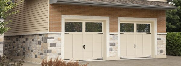 The Princeton P 12 garage door from Environmental Door. For Grand Rapids garage doors, there's no better expert than Environmental Door