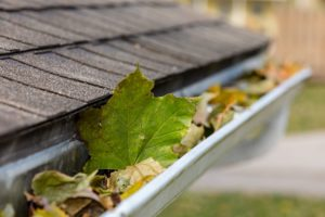 Garage Gutters can clog and impede the functionality of your garage door.